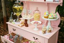 Candy & Dessert Table