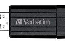 Storage USB Verbatim / Chiavette USB PinStripe Verbatim!! Le migliori!