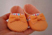sapatinhos / sapatos de bebe