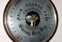Interesting Barometers and Barographs   Weather Instruments / Board is about antique objects related to predicting the weather