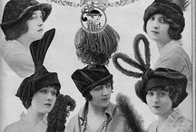 Millinery Through the Ages / by Bill and Stephanie Norman