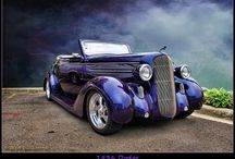 Muscle Cars & Street Rods / Cool muscle cars and street rods that you'll love.