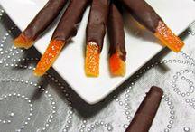 orangettes noel