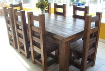 HOME Timber // Tables