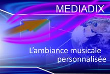 Mediadix / Radio pour magasins La radio sans pub pour lieux sonorisés