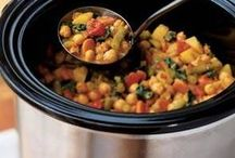 Crockpot Recipes (Gluten-Free, Dairy-Free) / Here's some gluten-free, dairy-free crockpot recipes in honor of my Healthy Holiday 2013 Giveaway!
