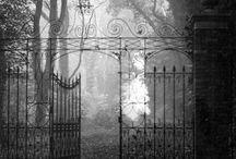 Brány, branky, dveře