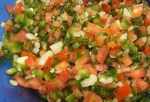 receitas de saladas