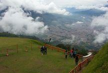 Parapente San Felix, Antioquia
