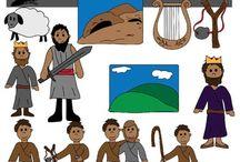 Clip Art- Bible Stories