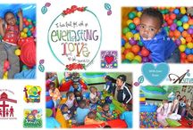 We love to Give Back / We sponsored the Family Life Centre in Hursthill, Johannesburg with Soft Play Toys to entertain the many community children that attend their Holiday Program free of charge. What an honor it was to be part of this incredible initiative.
