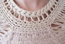 stitch details / by Knit Collage