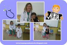 hospital / Cosas de aulas hospitalarias