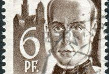 Germany- Rheinland- Pfalz Stamps