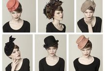 Fashion: Hats / design/ideas I can make / by Relabypai