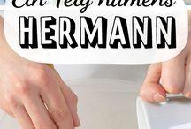 Hermann rezepte