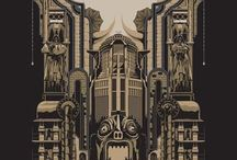 Art Deco I love!