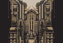 Art Deco I love!