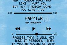 Favorite lyrics