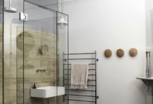 modern rustic industrial bathroom 2016