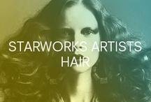 SWA: HAIR / by Starworks Artists
