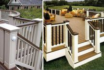 Our Possible Deck Painting Ideas / by Monica Brase