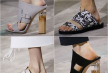 Spring 2016 Runway Shoes