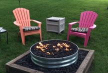 Propane Fire Pits