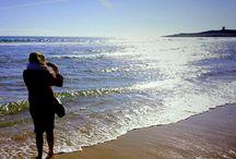 The Beach / Sea, sand, sploshy bits