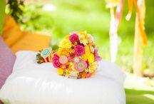 flowers / Hochzeitsblumen