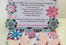 Mothers Day / Handmade Mother's Day cards