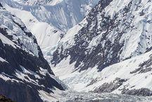 Lugares de Montaña