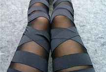 leggings, tights and stockings