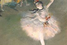Degas dipinti