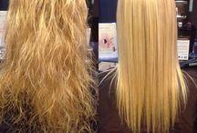 Stylist board- LISA / Hair by Our senior stylist Lisa