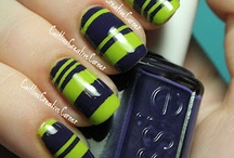 Nail Designs / by Trinetta Young