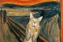 Macskás humor