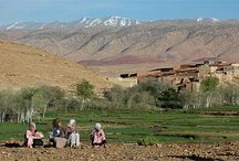 trekking Morocco Atlas travel / discover the adventure and the nature in the high Atlas with bebel tour