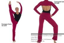 Abbigliamento Danza Moderna / Ampio catalogo online di Abbigliamento Danza Moderna per Scuole Danza e Negozi. Qui puoi trovare tanti modelli di Tute accademiche, pantajazz, coprispalle danza, scarpe jazz... / by Altrove Danza