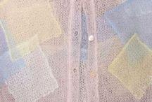 Вязание мохер