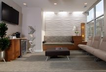 What first impression you want to give? / Let your business make a great first impression with a well-designed reception area!  From the reception desk, guest seating to literature racks, display cases, and build in entertainment system.   All well designed and functional.  You only get one change to make that first impression.
