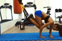 Workout / Træningsøvelser