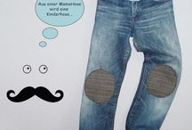 Upcycling alte Jeans