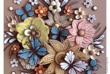 quilling mag / by sneha .k