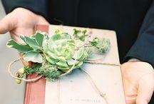 Botanical style / Botanical style wedding