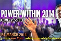 Tony Robbins - Unleash The Power Within 2014 - Official Romania Tickets