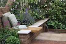 Small garden ideas / Making the most of a small space