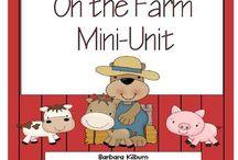 Classroom - Farm
