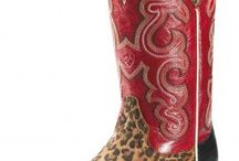 Cowgirl, Boots & More
