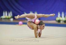 Russia Rhythmic gymnastics